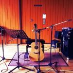 Preparing for recording Movement I