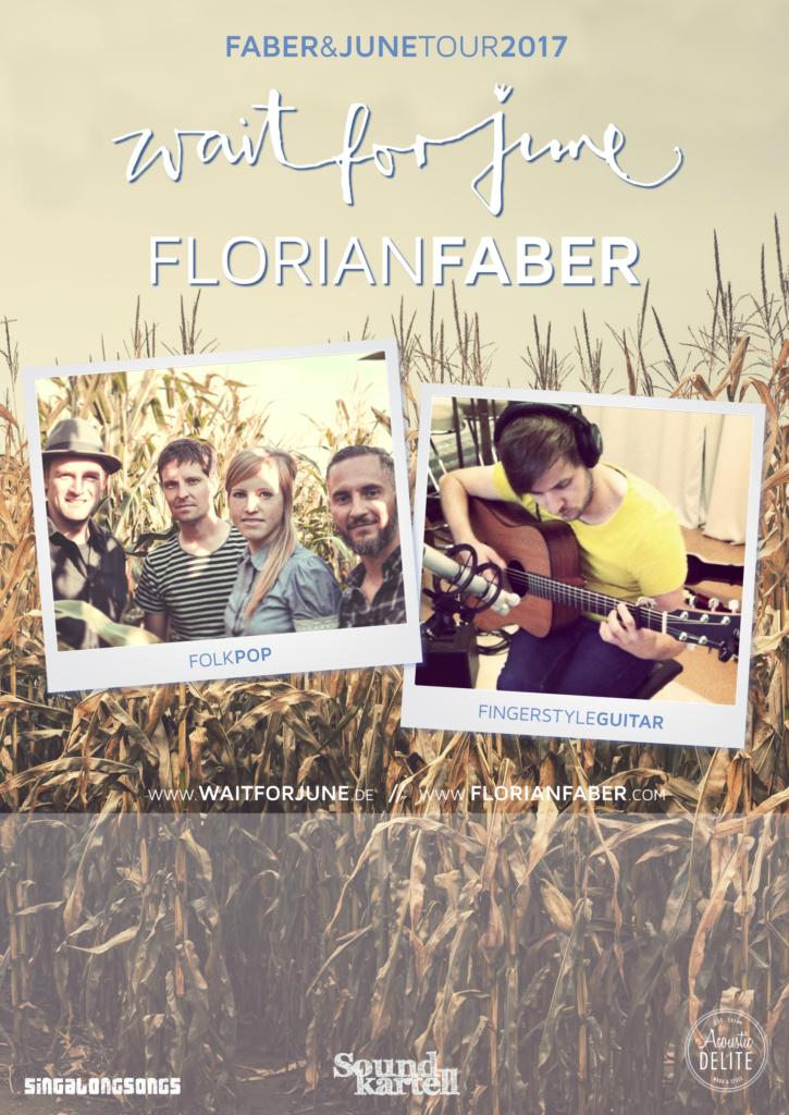 Faber&June_Plakat_Tour2017